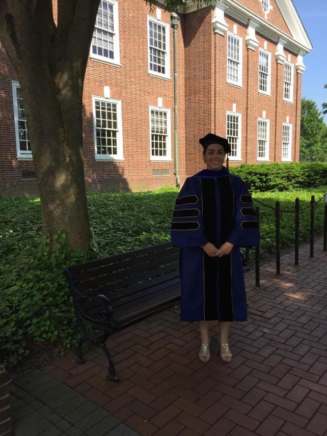 Laura Ph.D.